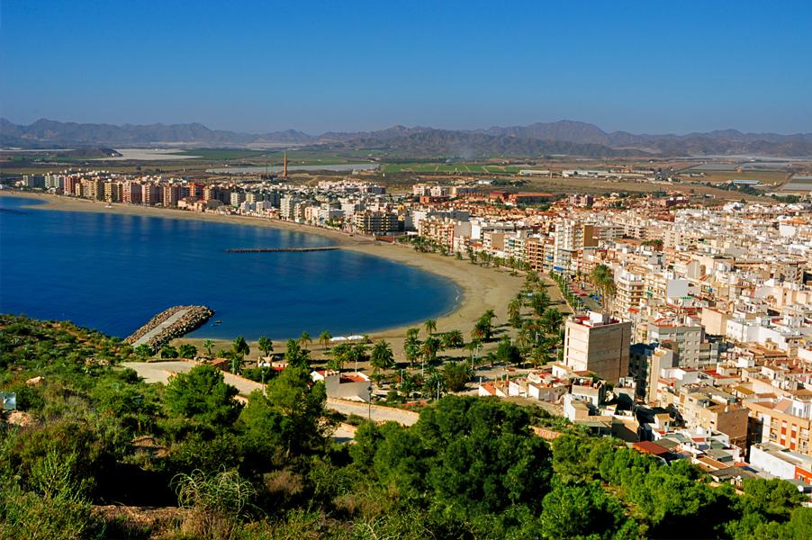 Aguilas Spain  city photos : Águilas enamora, por sus playas, bahías, su amanecer y atardecer ...